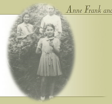 anne frank biography essay The anne frank center usa national essay contest is supported by: klm royal dutch airlines was founded in 1919, making it the world's oldest airline operating under.